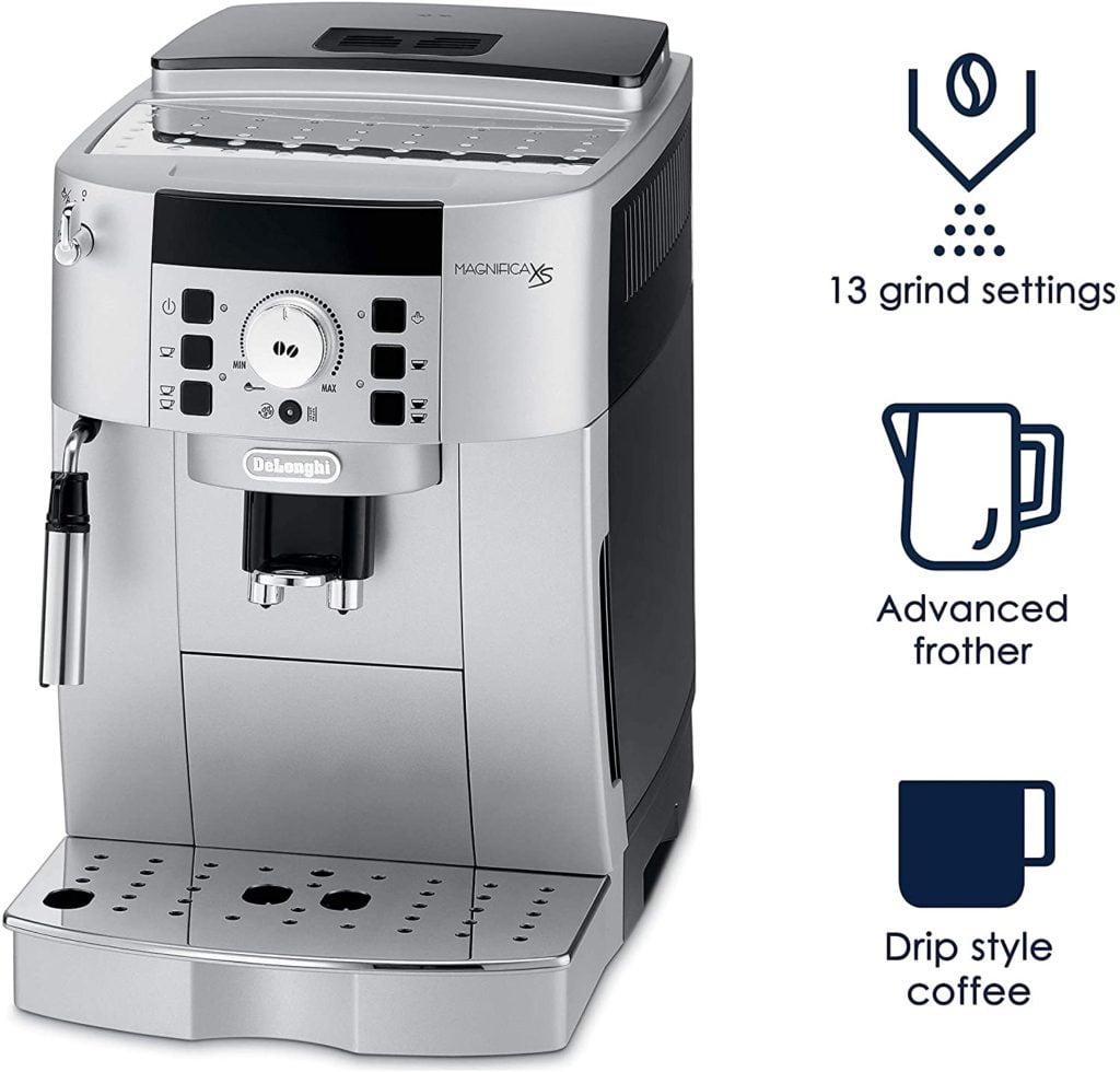 best small automatic espresso machine
