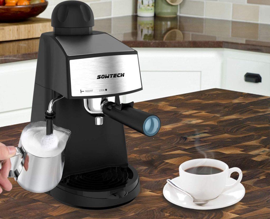 best small espresso machine