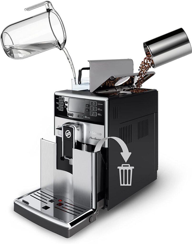 Best Super Automatic Espresso Machine Under $1000