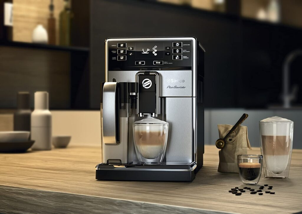 best super automatic espresso machine under 1000