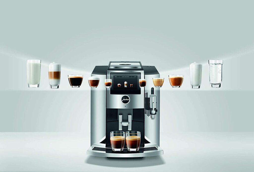 best jura coffee espresso machine